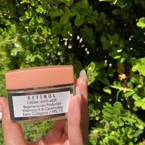 Crema Día Antiage – Arex RETINOL