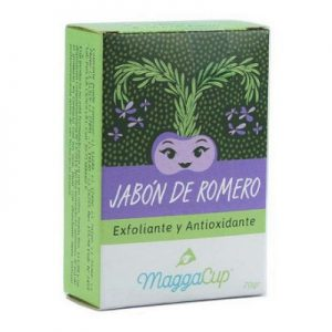 Jabón de Romero MaggaCup 70 g