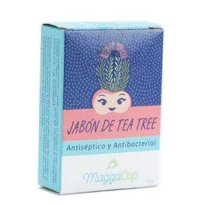 Jabón de Tea Tree  MaggaCup 70 g