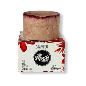 Shampoo Sólido Hibisco The Mash Store 110 g