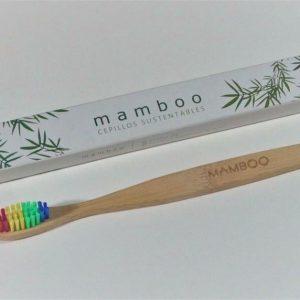 Cepillo de Dientes Sustentable MAMBOO