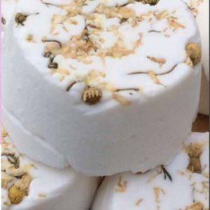 Shampoo Sólido Cabellos Rubios MERAKI 60 g