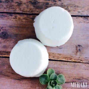 Shampoo Sólido Brillo y Fortalecedor MERAKI 60 g